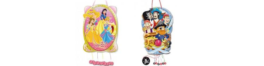 """Piñatas para fiestas infantiles ¿Qué es lo que nunca puede faltar en una fiesta infantil? Una estupenda y divertida piñata. Son perfectas tanto para los más """"Piratas"""", como para las """"Princesitas"""" de la casa; Su precio te sorprenderá. No olvides..."""