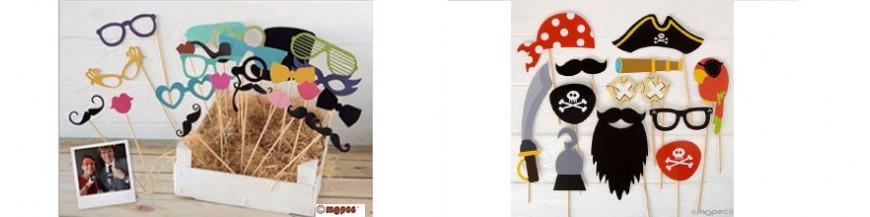 Divertidos kits para photocall infantiles Los photocalls se han hecho imprescindibles en cualquier fiesta y celebración. Es una forma genial y muy divertida de crear recuerdos enfiestas de cumpleaños, aniversarios, bodas, fiestas infantiles, e...