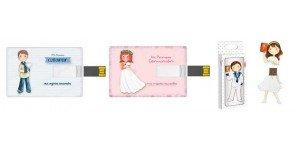 Tarjetas y memorias USB