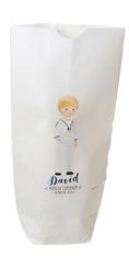Bolsa de papel para comunión, niño de marinero